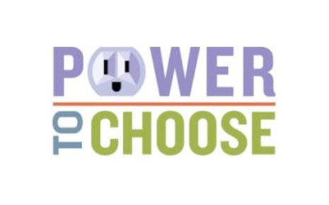 power to choose logo