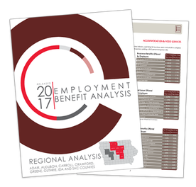 Thumbnail Image For 2017 Employment Benefit Analysis