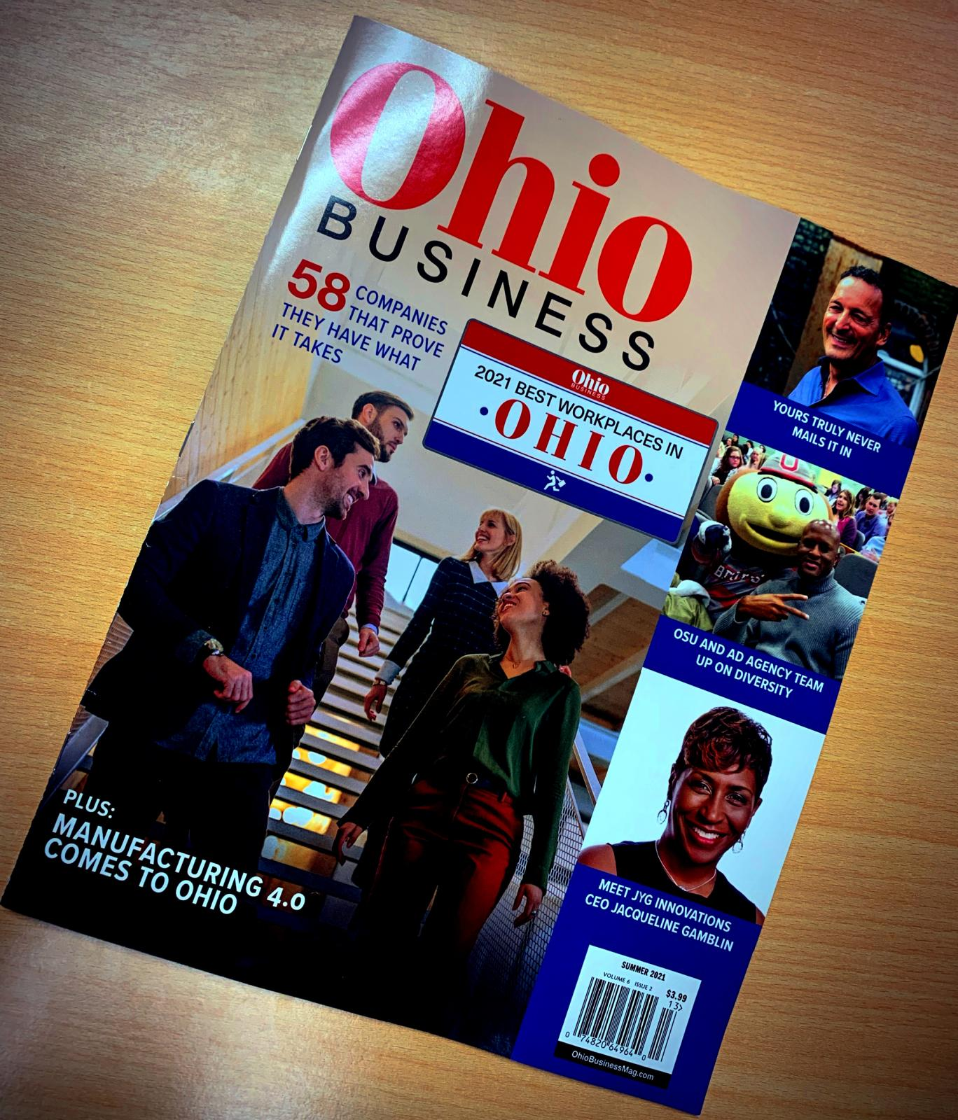 """Why Clinton County Port Authority Was Honored as a """"Best Workplace in Ohio"""" For a Second Year Main Photo"""