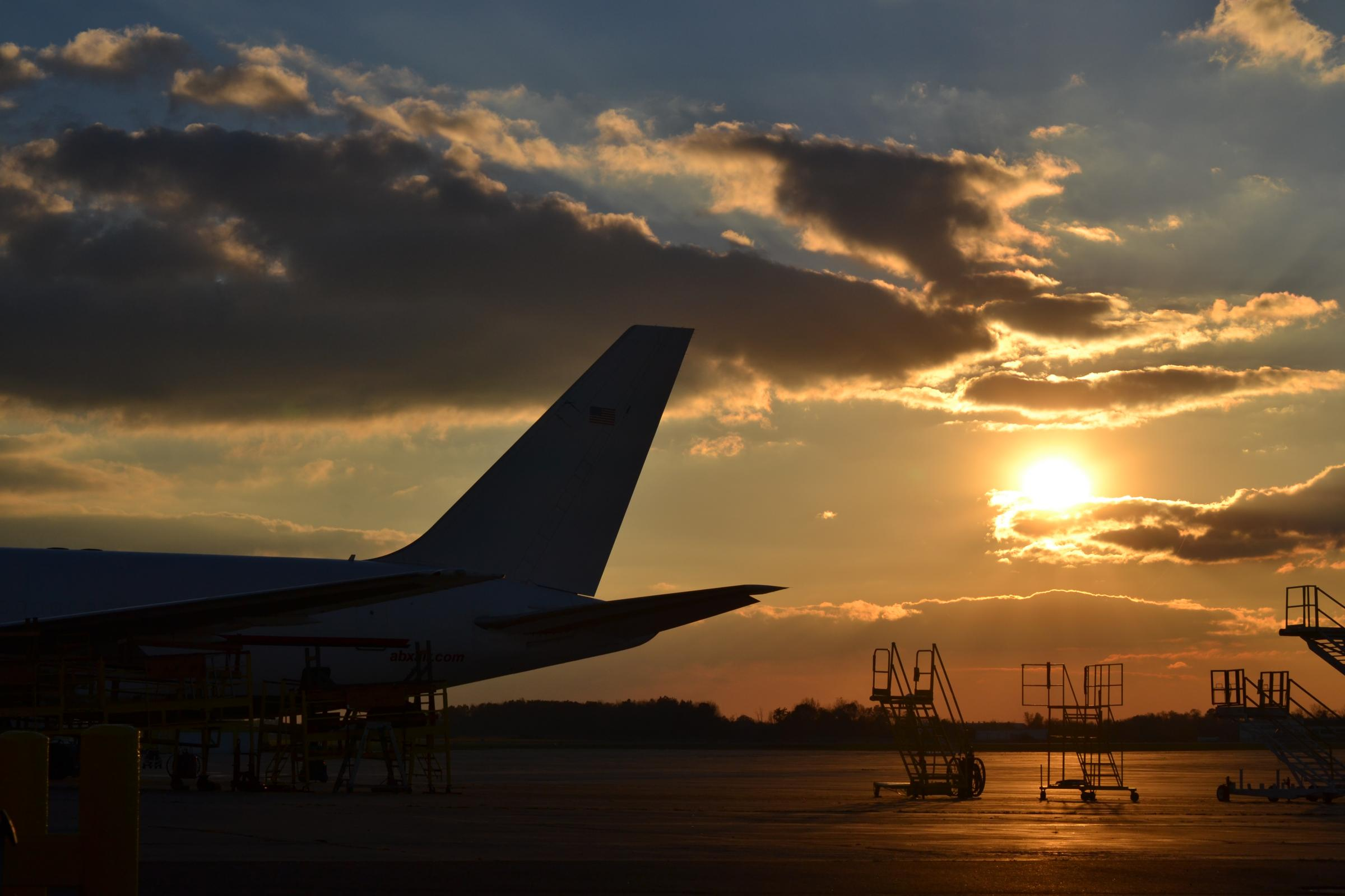 Click the Wilmington Air Park One of Top Airports in Ohio for Second Year Slide Photo to Open