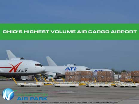 Wilmington Air Park Highest Volume Cargo Airport in Ohio Main Photo