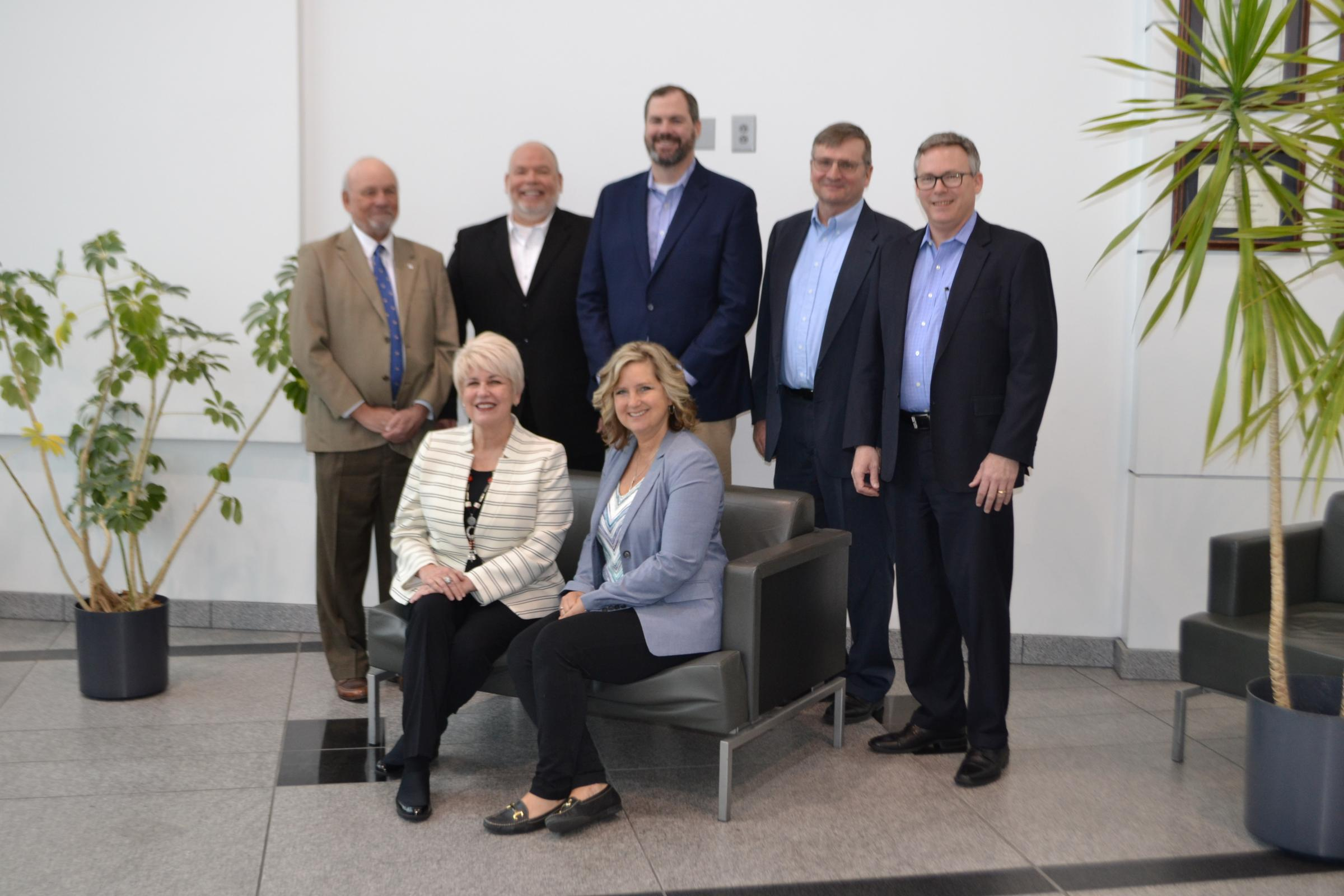 Port board group photo.