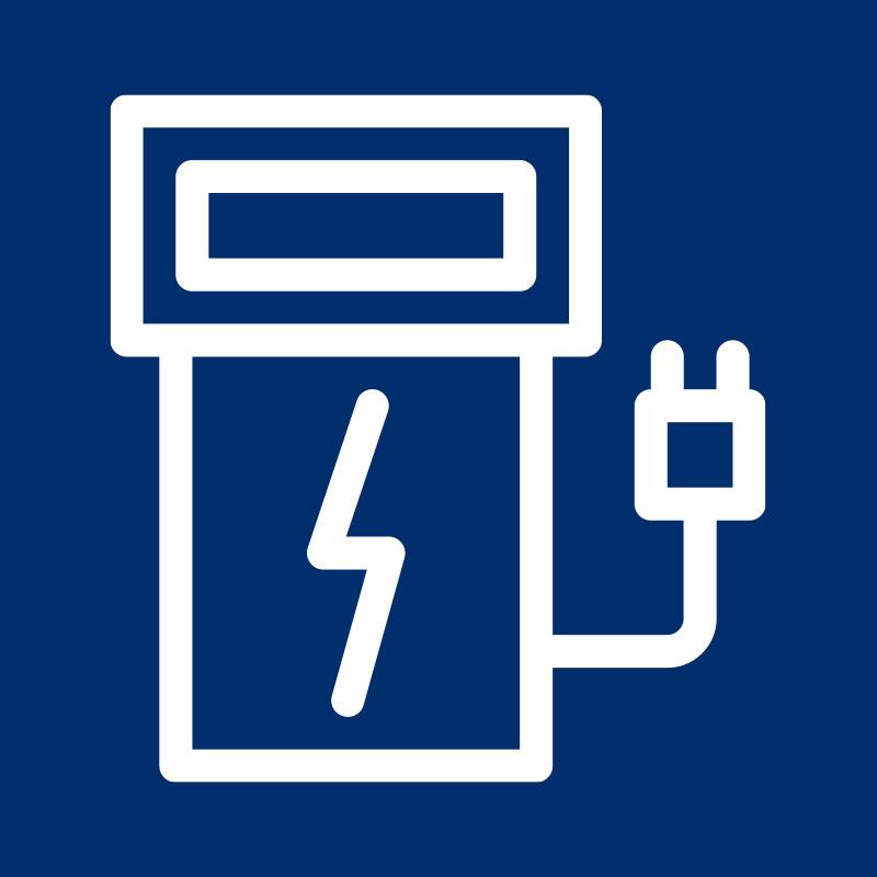 gas/eletric icon