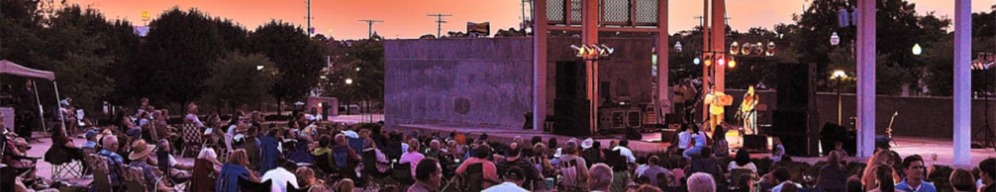 Entertainment in Conroe, TX