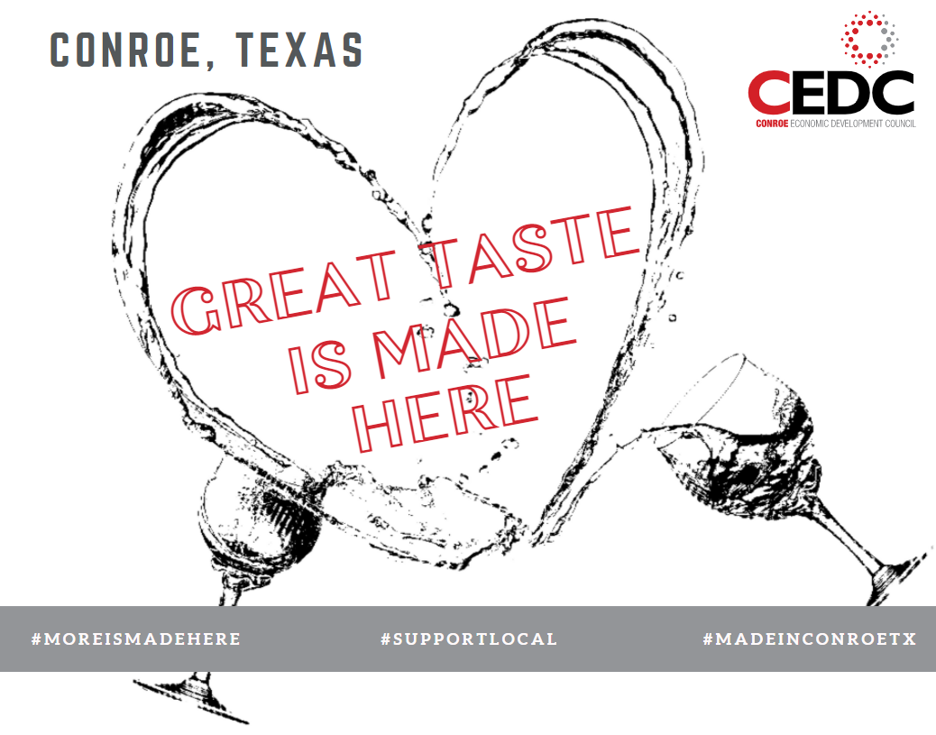 Conroe Set to Welcome New Establishments as Great Taste is Made Here Main Photo