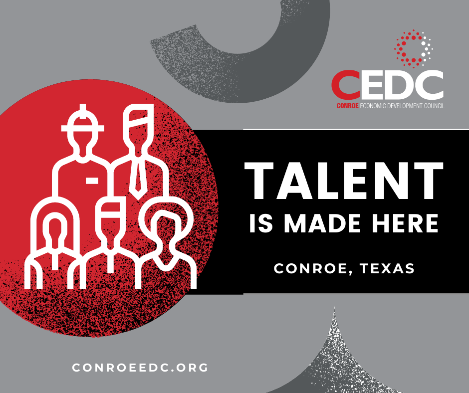 Talent is Made Here - Spirit of Collaboration Helps Build Conroe's Qualified Workforce Main Photo