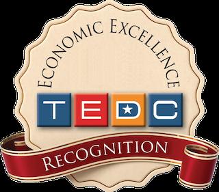 CEDC Again Recognized by Texas Economic Development Council Main Photo