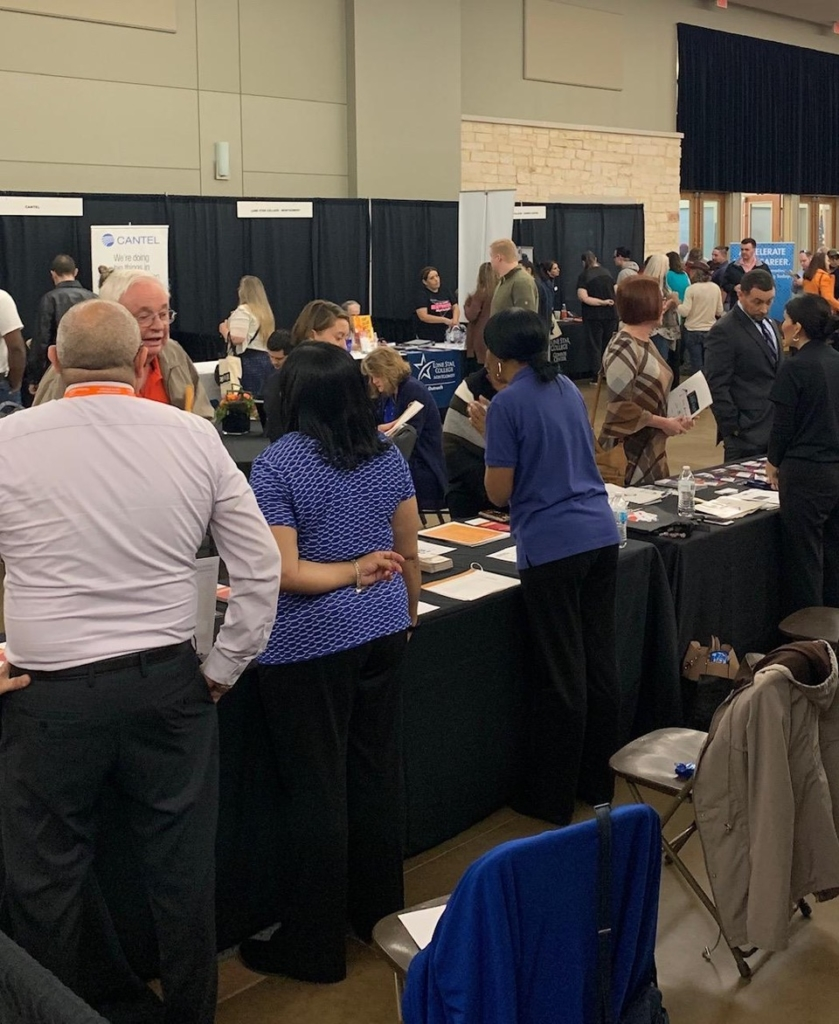 8th Annual Job Fair Displays Conroe's Robust Economy and Labor Force Main Photo