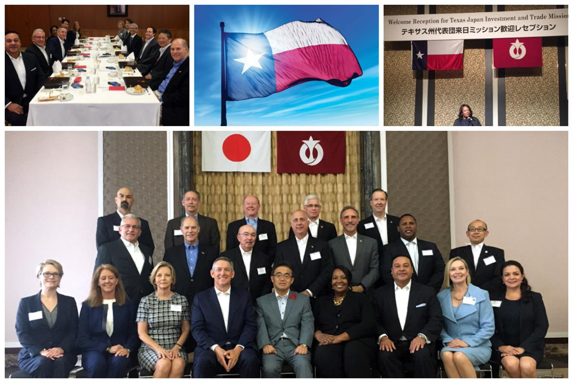 TexasOne Returns from Japan Trade and Business Investment Mission Main Photo