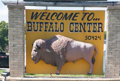 Buffalo Center Main Photo