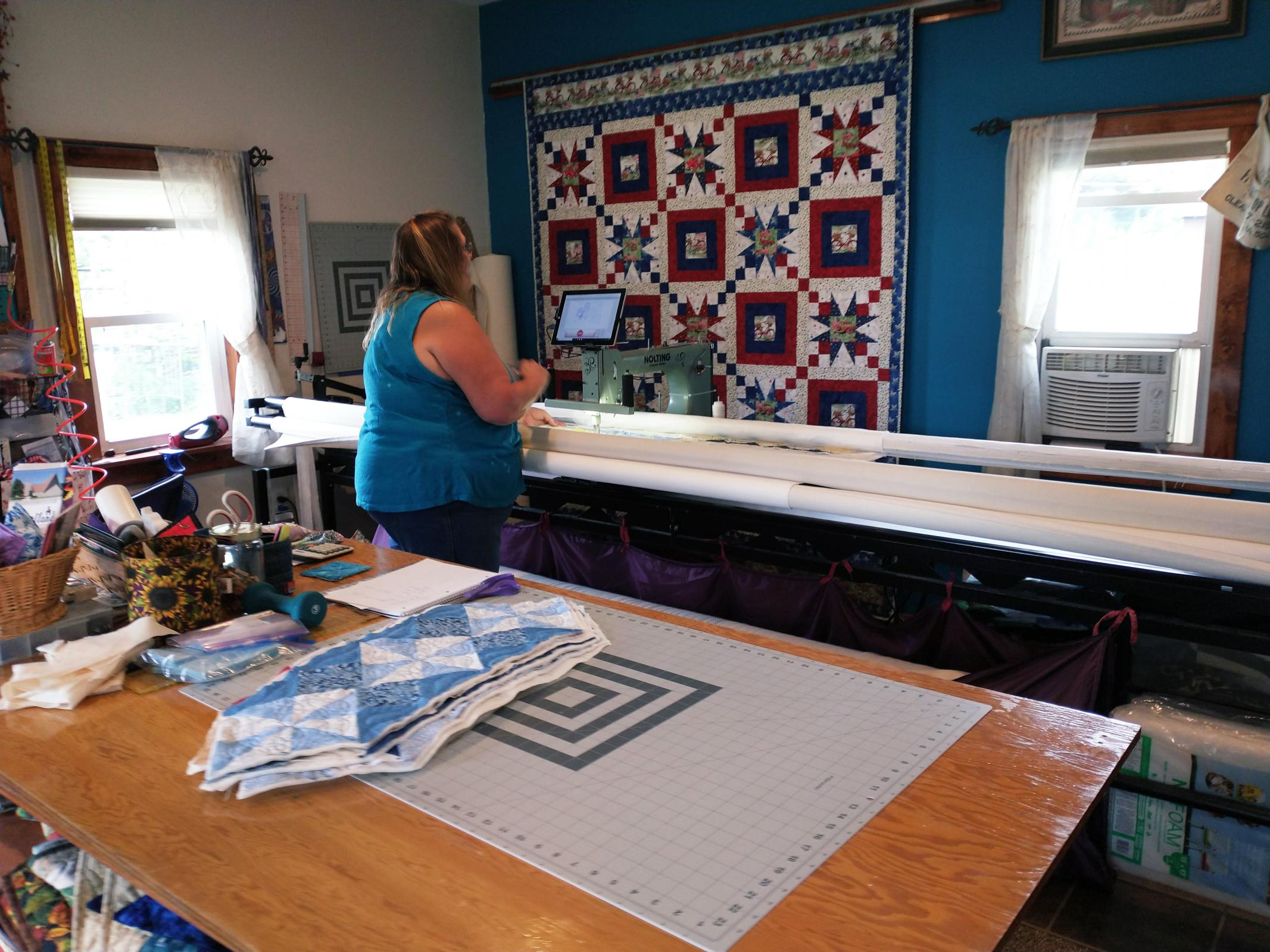 Kensett resident offers sewing services to small town community Main Photo