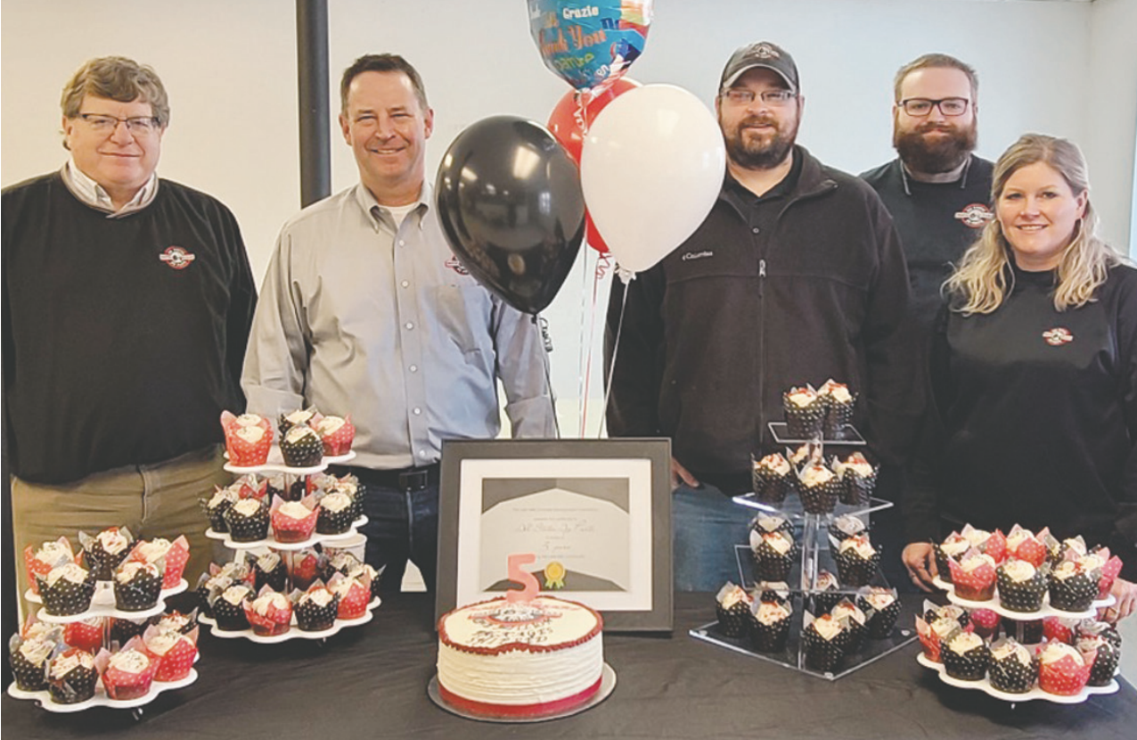 All States Ag Parts ships one millionth part, celebrates five years in Lake Mills Main Photo