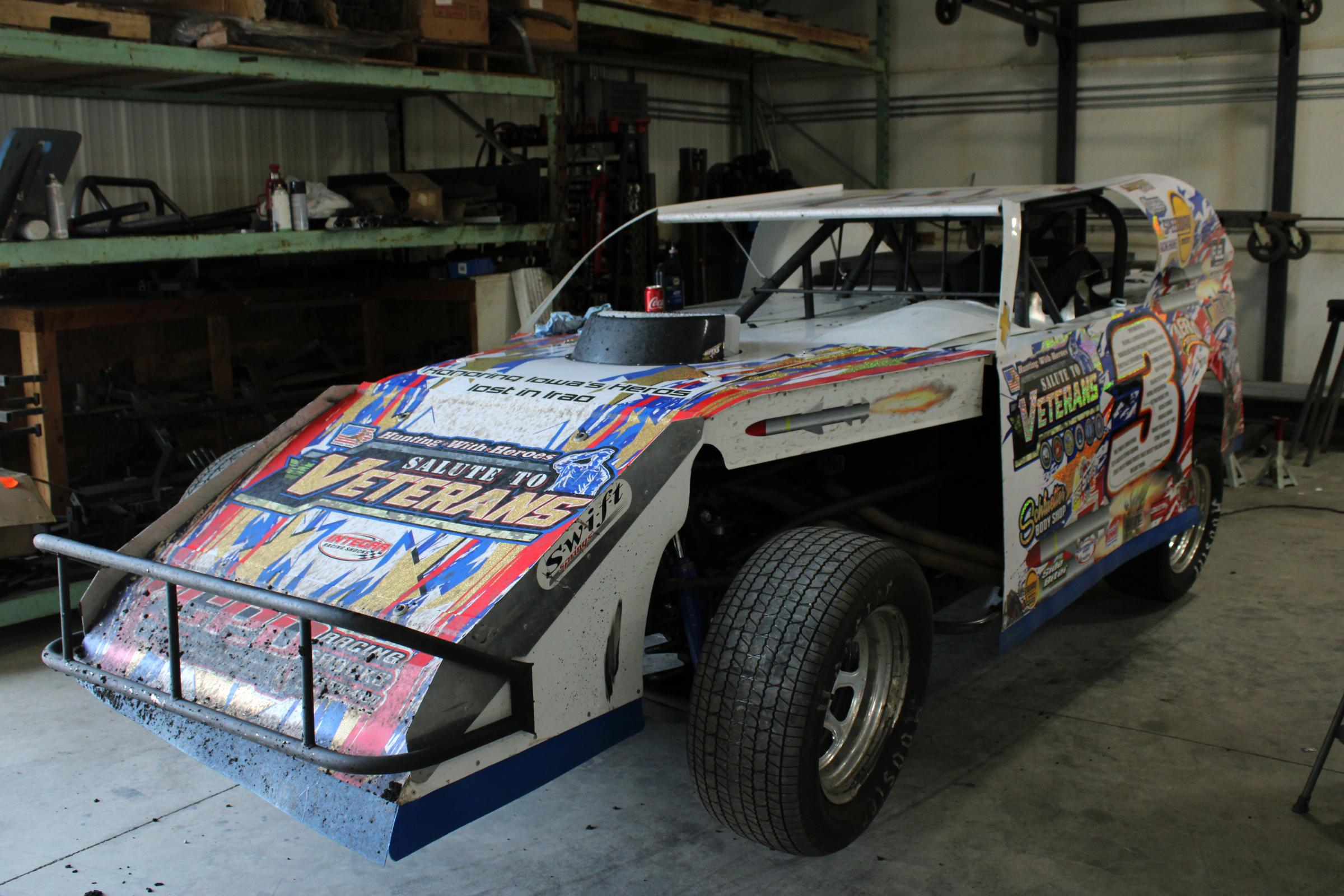 Shyrock Racing Components paves the road for dirt track racers Main Photo