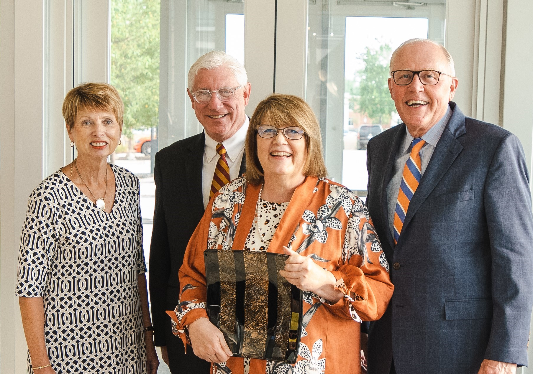 "Bilyeu Among ""Rural Heroes"" Honored at Iowa Rural Summit Main Photo"