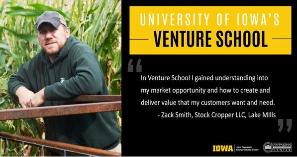 Applications now open for the Fall 2021 Venture School cohort Main Photo