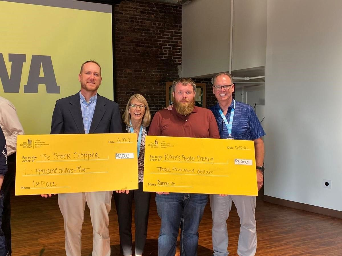 North Iowa entrepreneurs take home wins from 2021 Venture School Pitch Competition Main Photo