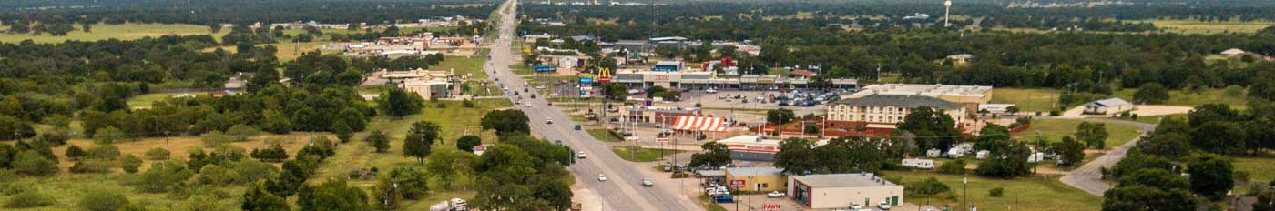 Transportation and Location Advantages in Giddings, TX