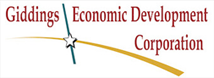 Giddings Economic Development Corporation Logo