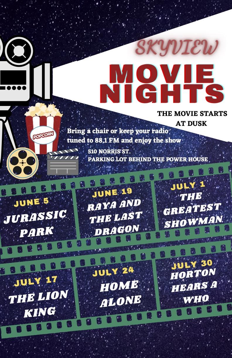 Skyview Movie Nights Main Photo