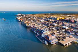 The Port of Houston's Economic Impact Benefits Pasadena & Entire U.S. Photo - Click Here to See