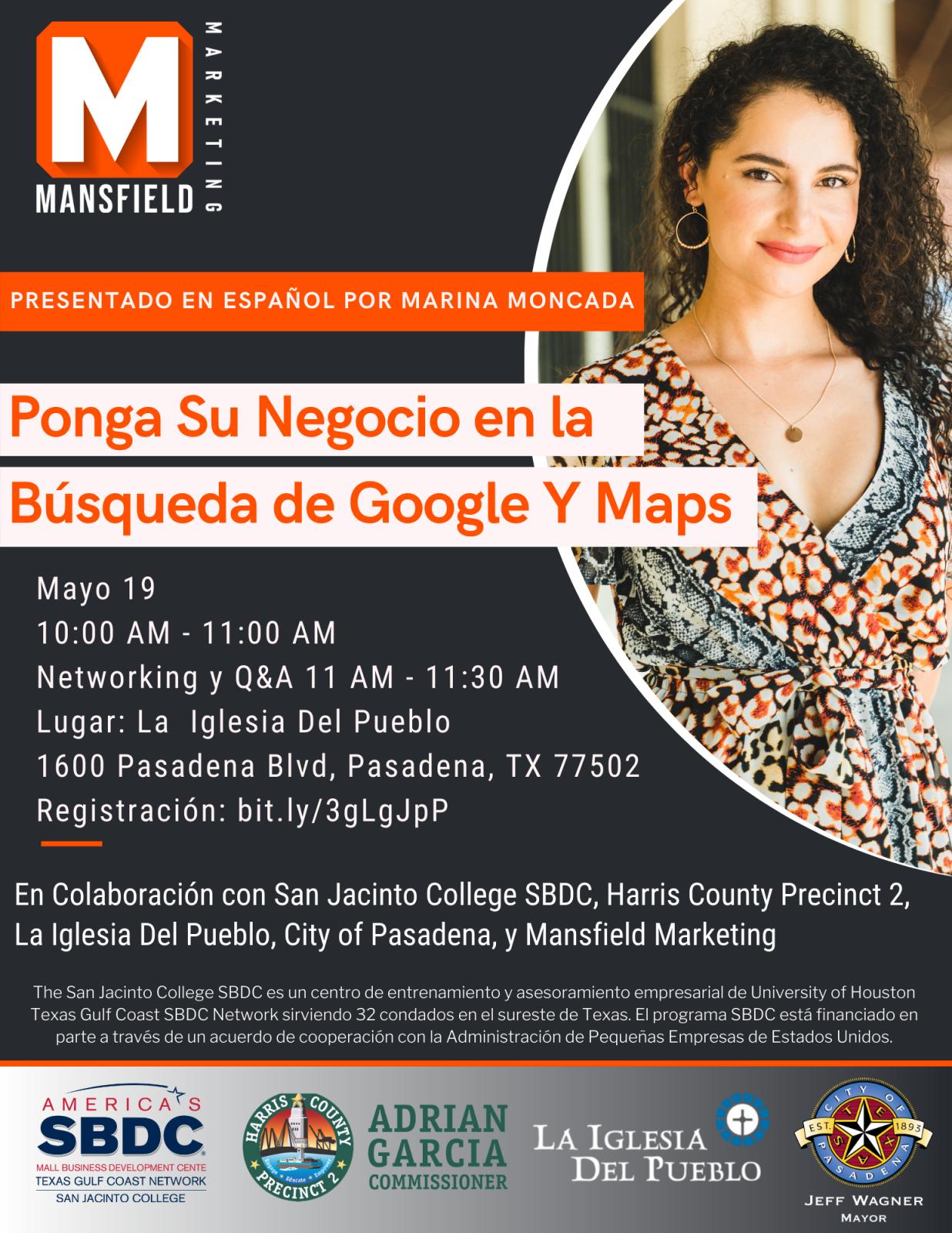 Aprende como poner tu negocio en la busqueda de Google y Mapas Main Photo