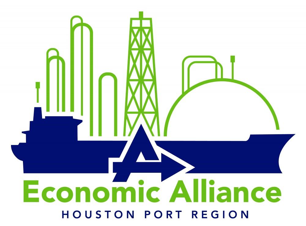 Economic Alliance Houston Port Region Logo