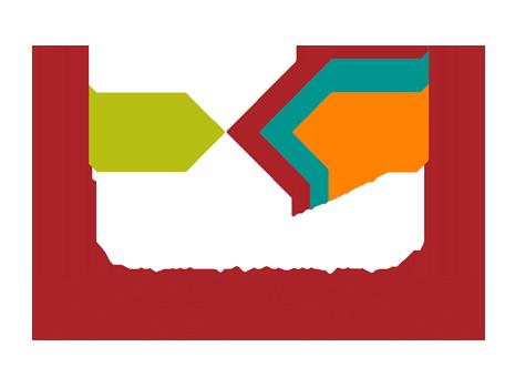 Greater Springfield Partnership Logo Reverse (Vertical)