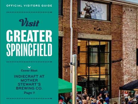 2020 Greater Springfield (OH) Visitor Guide