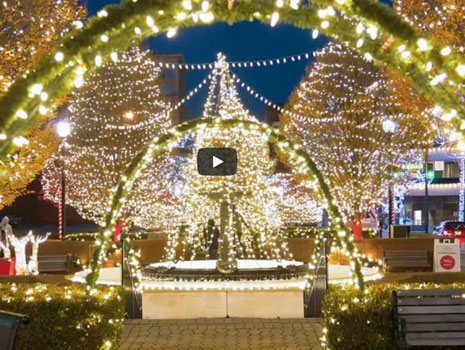 Springfield, Ohio Holiday in the City Lights 2020 - A film by Avery Docena