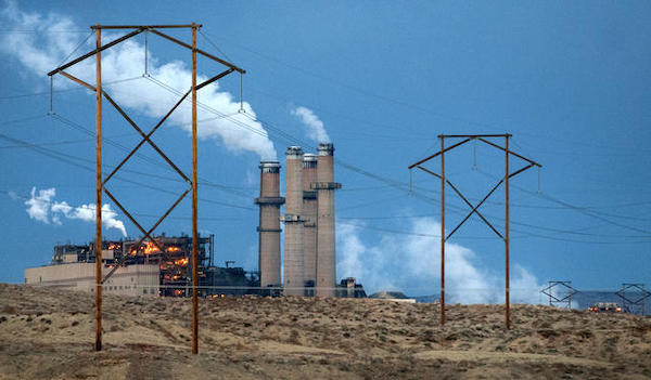 San Juan Coal Plant Could Run Without Carbon Capture for Several More Years Photo - Click Here to See