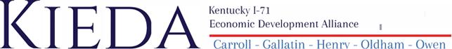 Kentucky I-71 Economic Development Alliance (KIEDA) Logo