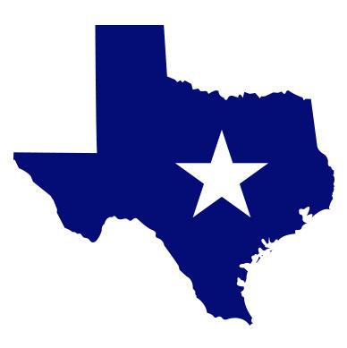 texas star graphic