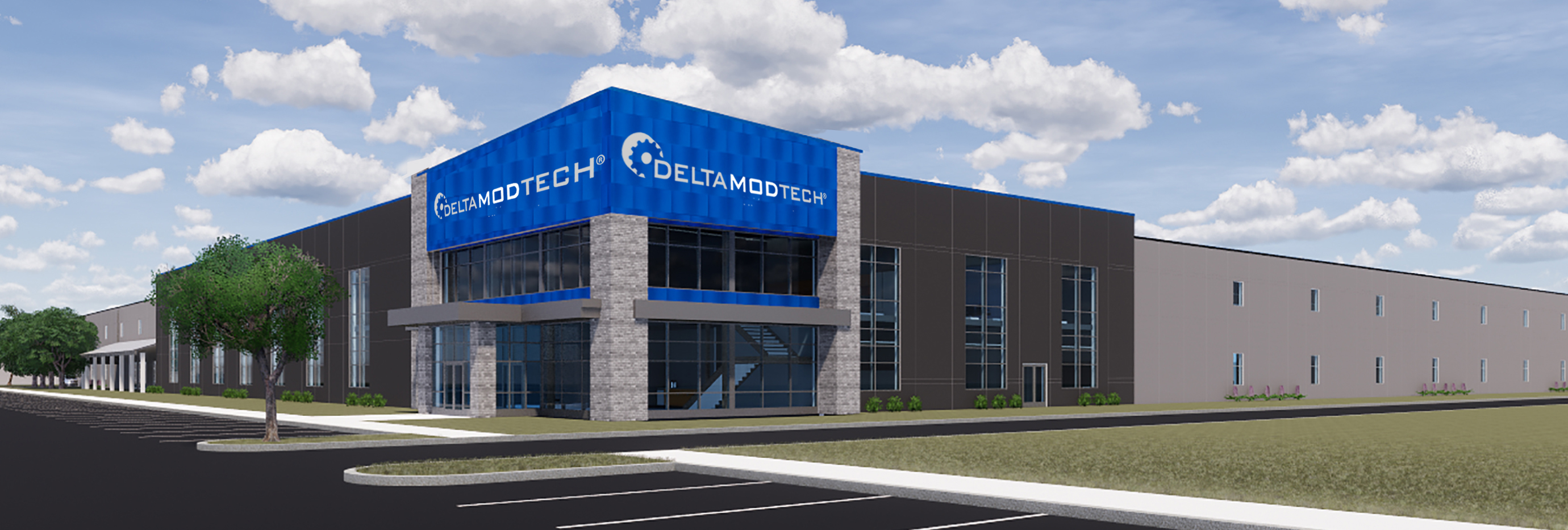 Construction continues on Delta ModTech expansion Main Photo