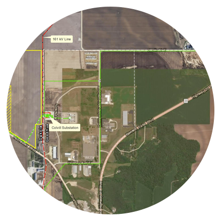 Cannon Falls Industrial Park West Data Center Site (Cannon Falls, MN)