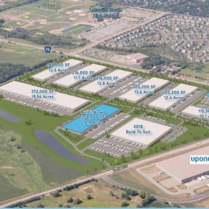 Interstate South Logistics Park Data Center Site (Lakeville, MN)