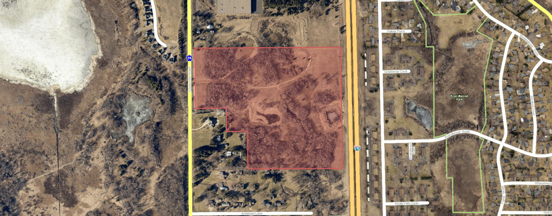 Main Photo For White Bear Township Data Center Site (White Bear Township, MN)