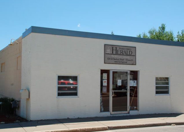 Main Photo For Old Pierce County Herald Office