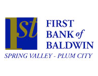 First Bank of Baldwin (Spring Valley) Slide Image