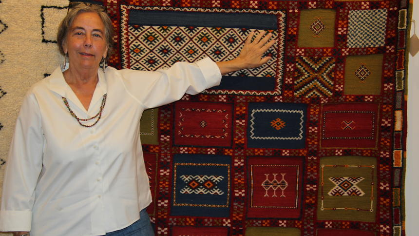 Weaving a better world: Taliban ruling affects Cultural Cloth rug sales Main Photo