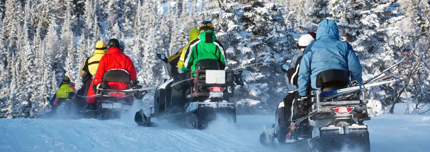 Snowmobiling group