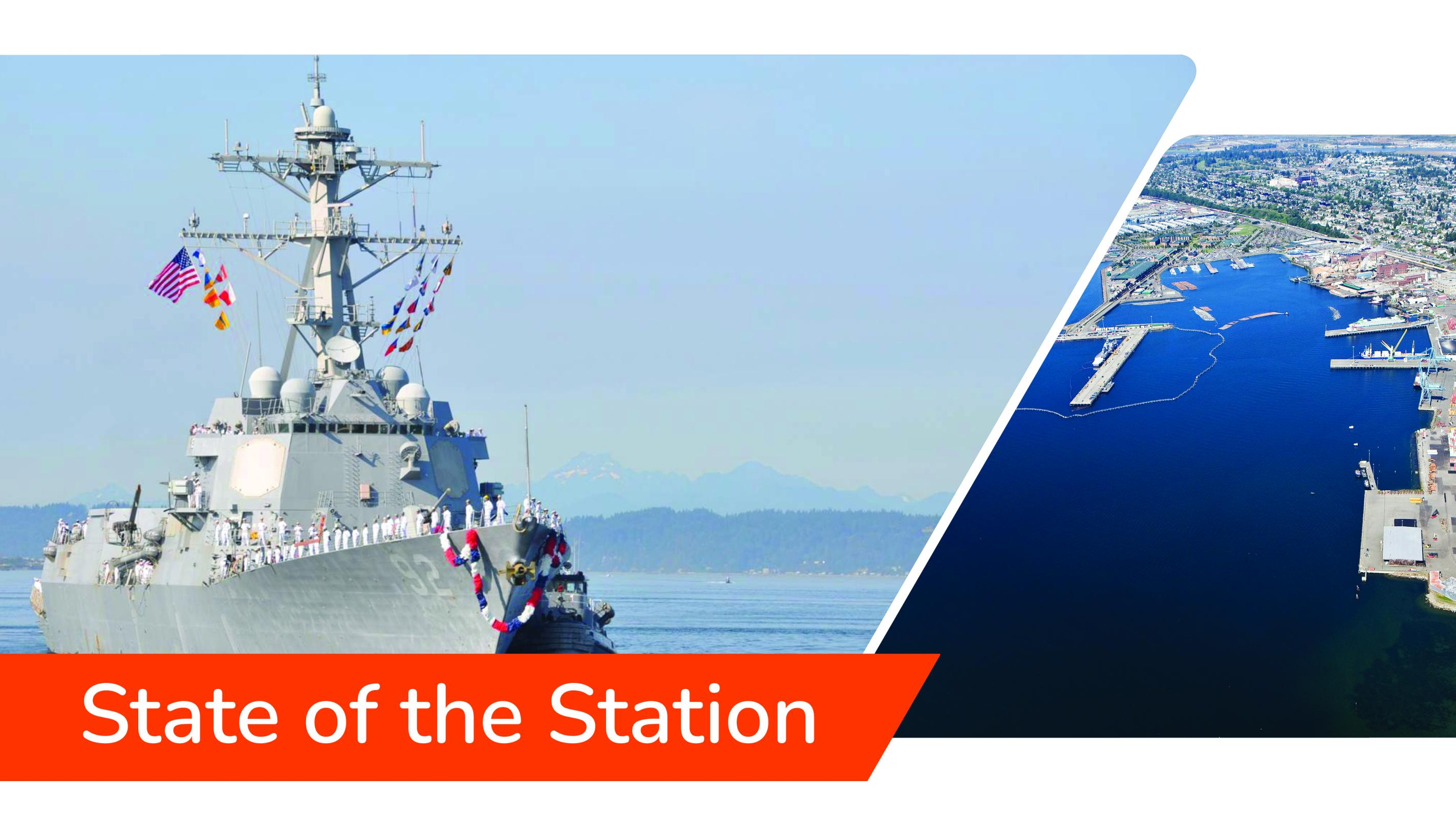 State of the Station Photo
