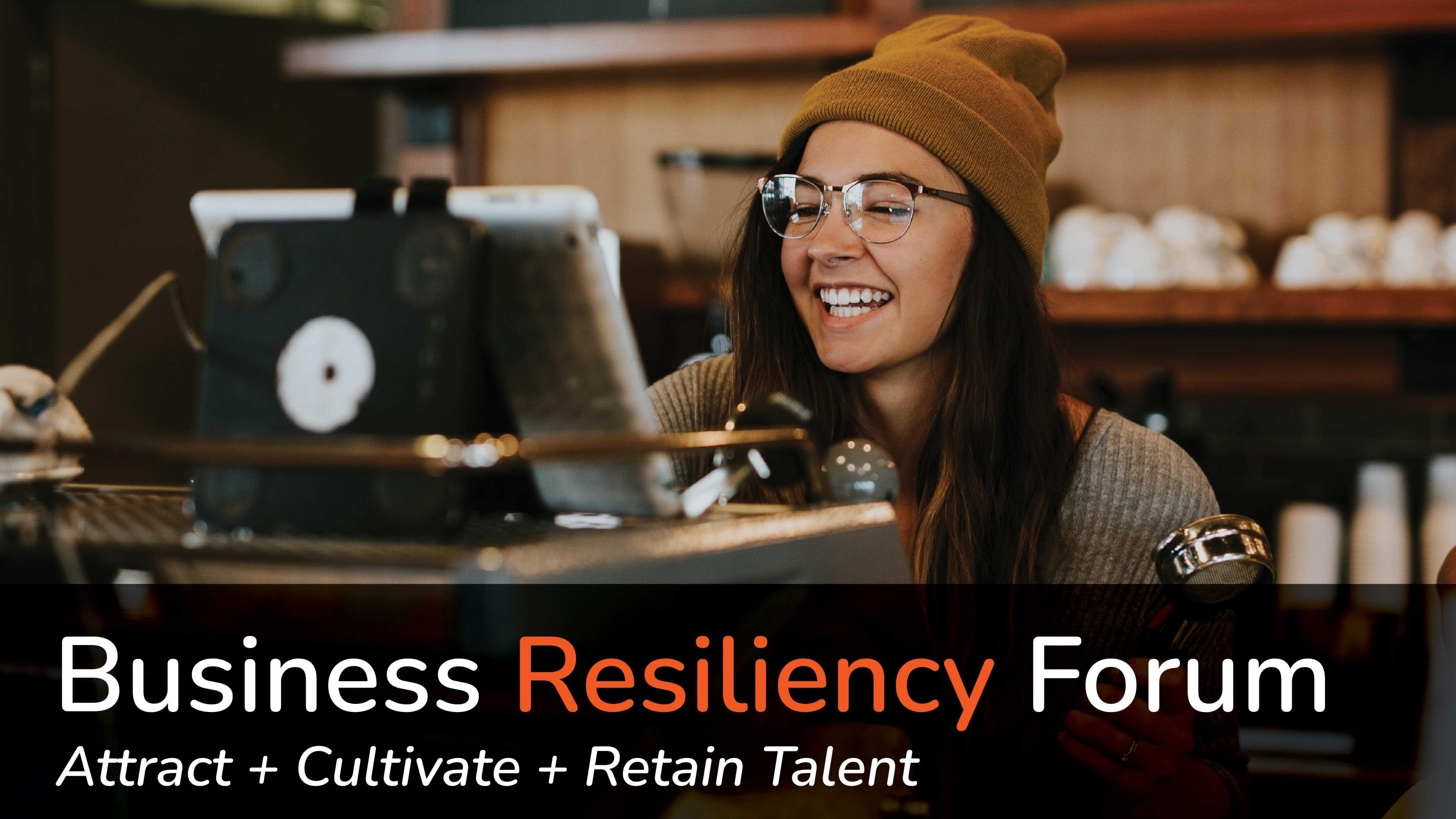 Event Promo Photo For Business Resiliency Forum