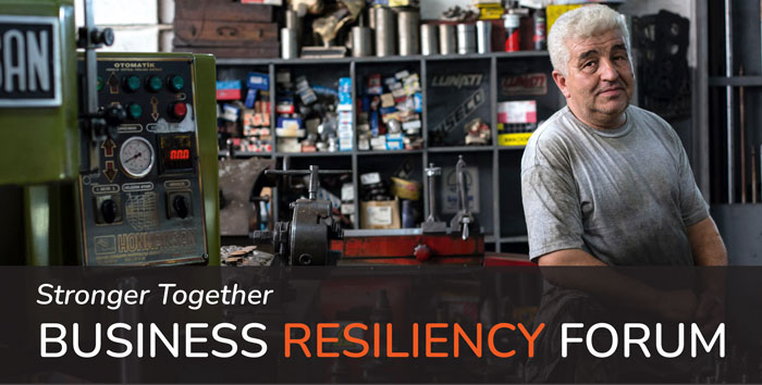 Business Resiliency Forum Photo