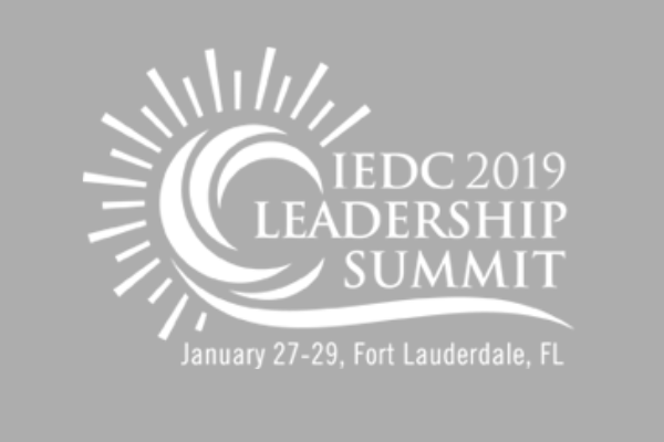 IEDC 2019 Leadership Summit Photo