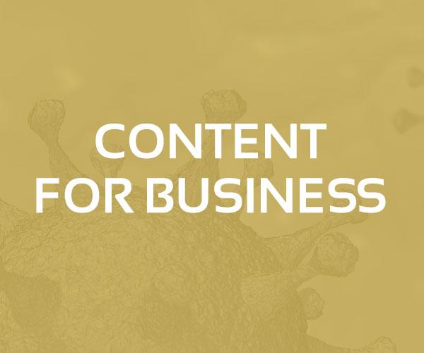 business content button