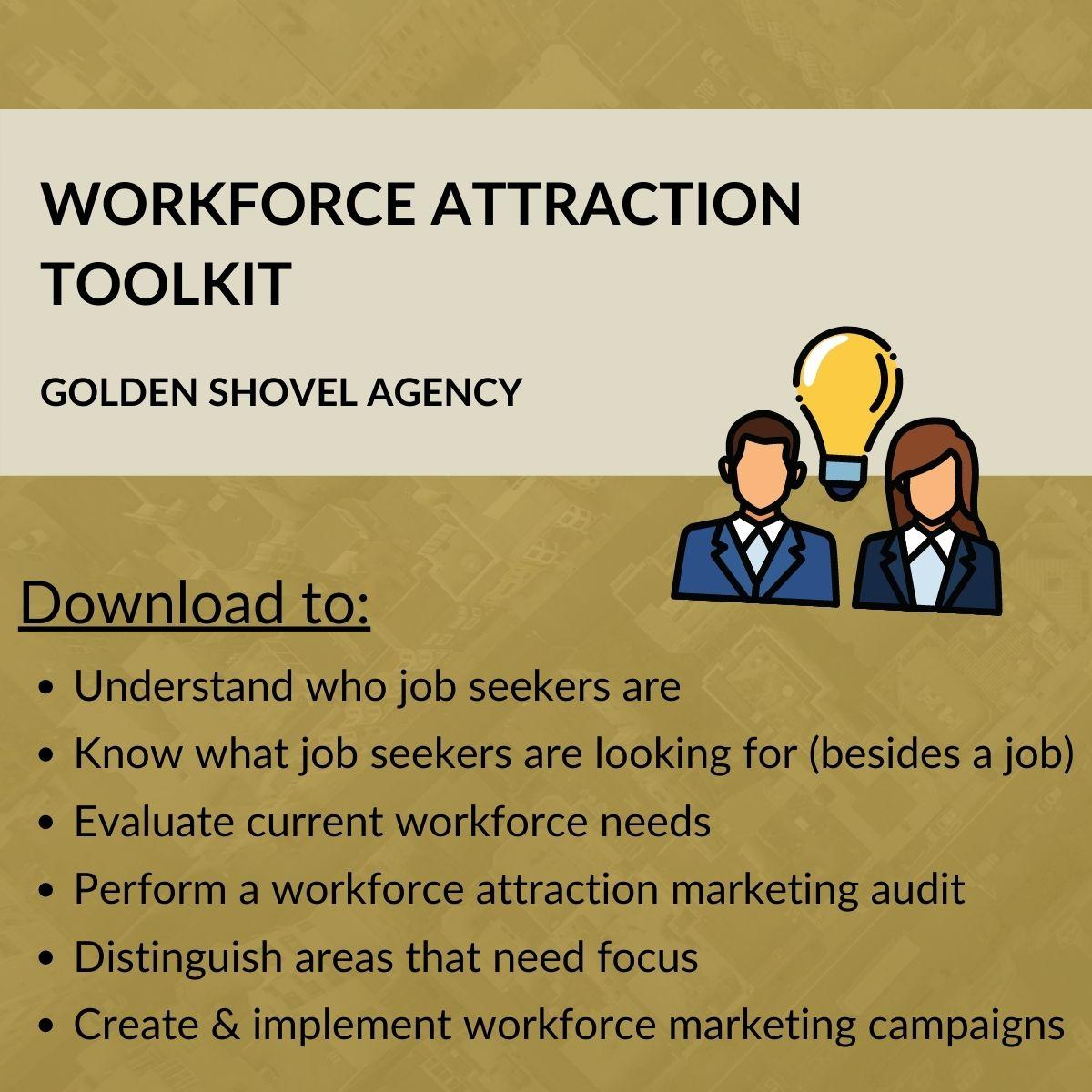 Workforce Attraction eBook Image