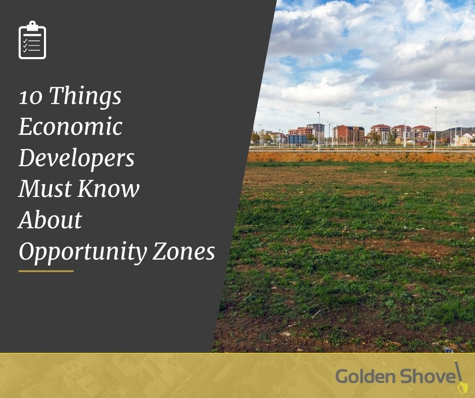 10 Things Economic Developers Must Know About Opportunity Zones Main Photo