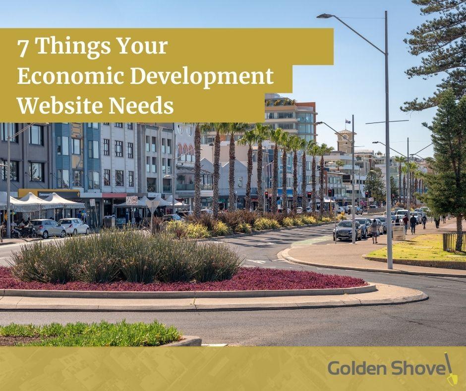 7 Things Your Economic Development Website Needs Main Photo