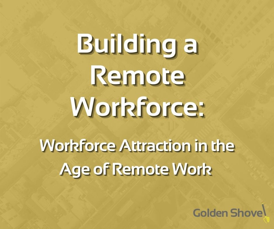 Click the Building a Remote Workforce Slide Photo to Open