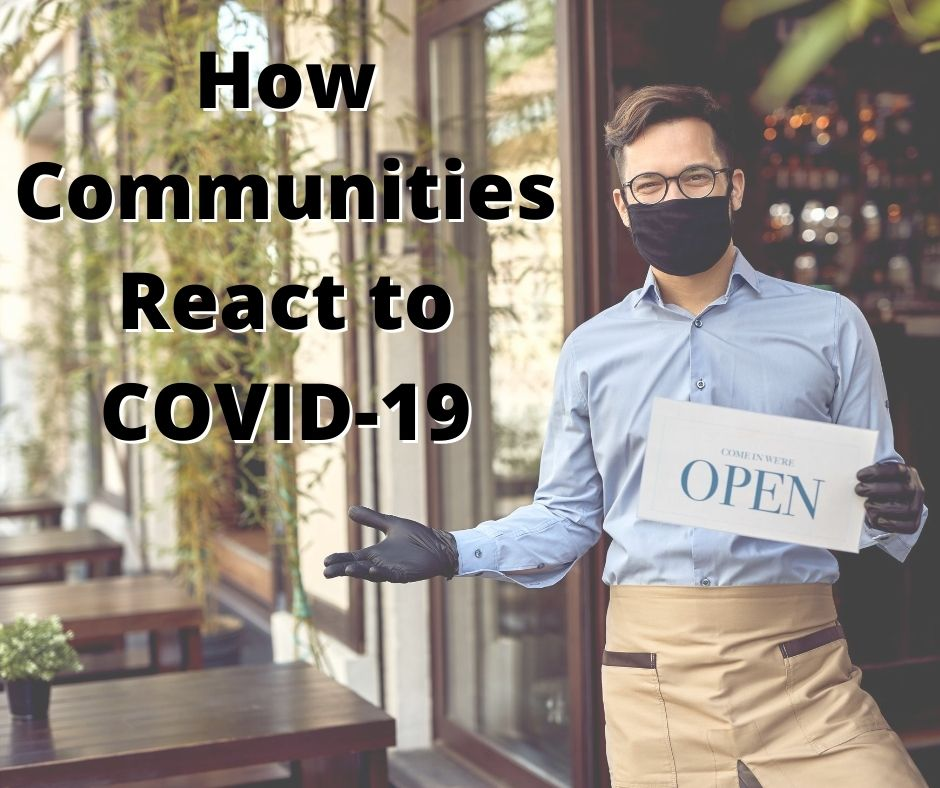 Communities React to COVID-19 in Unique, Successful Ways Main Photo